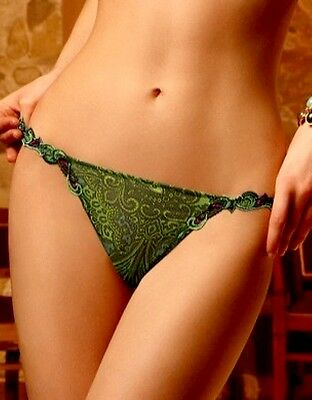 Lise Charmel Magie Cashmer  String Sexy Taille Basse Acc0520 Jade India