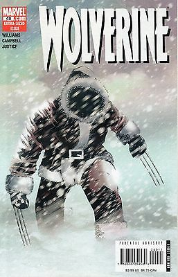 Wolverine #49 (NM)`07 Williams/ Campbell