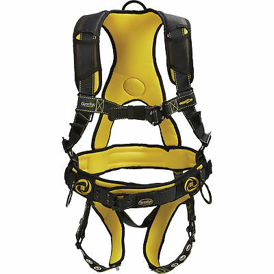 Guardian Fall Protection Cyclone Construction Harness - Size M & L #21030NT