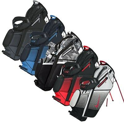 NEW Nike Golf Air Hybrid Carry II Stand Bag New for 2016 You Choose Color!!
