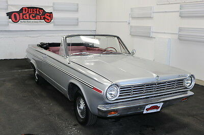 1965 Dodge Dart runs Drives Body Inter VGood 225 Slant 6 3sp auto 1965 Silver runs Drives Body Inter VGood 225 Slant 6 3sp auto!