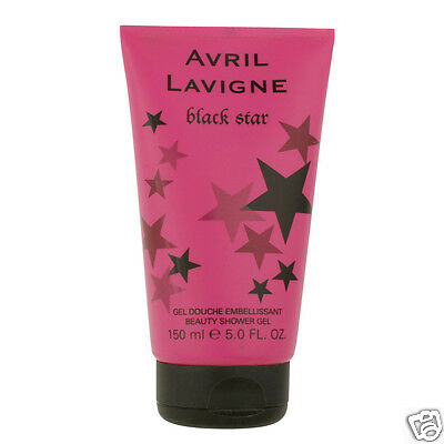 Avril Lavigne Black Star Duschgel 150 ml (woman)