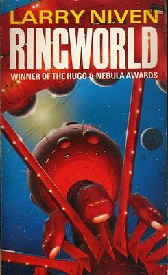 Ringworld, Niven, Larry Paperback Book The Cheap Fast Free Post