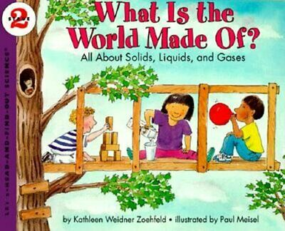 What is the World made of: All About Solids... by Weidner Zoehfeld, Ka Paperback