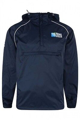 Canterbury Rugby World Cup 2015 Official Licensed Product Packlable Parka Navy