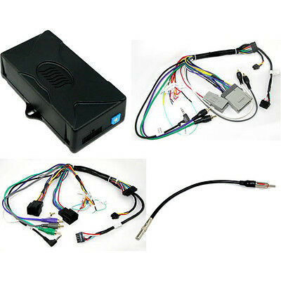 Crux SOOGM16B On Star Radio Replacement Interface For Select Gm Lan 11-bit W/swc