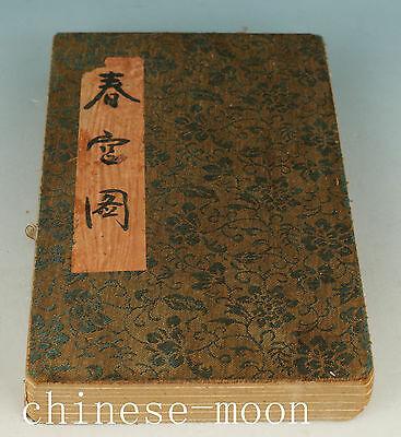 Delicate japan Old paper Printing Painting Belle book art Ornament