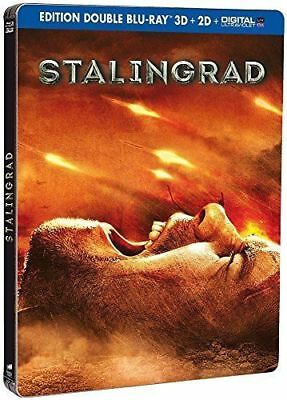 """STALINGRAD"" [COMBO BLU-RAY 3D + BLU-RAY + COPIE DIGITALE -neuf sous blister"