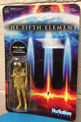 The Fifth Element Ruby Rhod Action Figure New In Packet