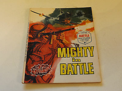 BATTLE PICTURE LIBRARY NO 279,dated 1966!,V GOOD FOR AGE,VERY RARE,50 yrs old.