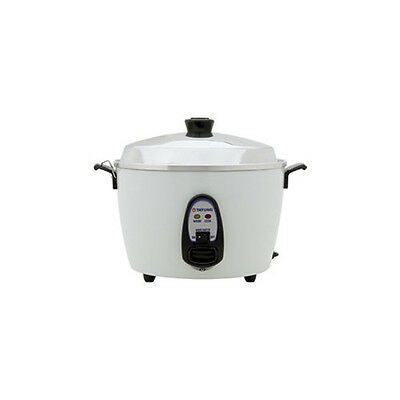 Tatung 10 Cup Multifunction Indirect Heat Rice Cooker Steamer and Warmer