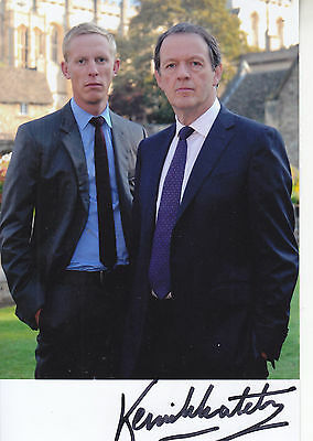 Kevin Whately Signed Photograph