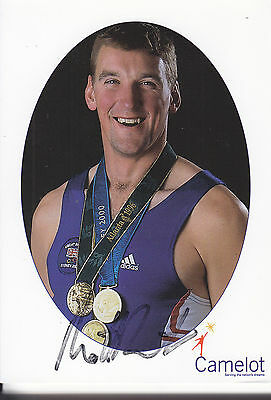 Matthew Pinsent Signed Picture