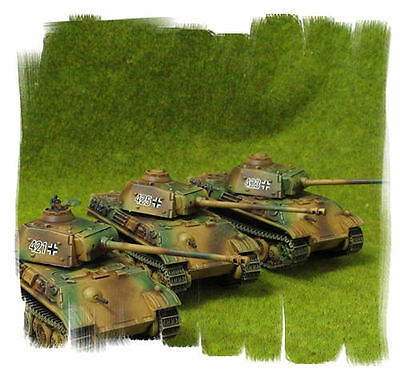 PAINTED! Panthers  (x3): FOW 15mm - Flames of War Open Fire