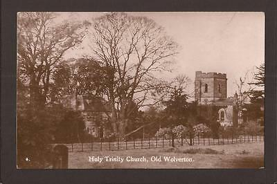 Holy Trinity Church and Environs, Old Wolverton