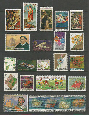 Cook Islands used selection