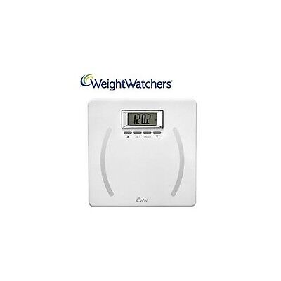 Conair Weight Watchers WW28 Plastic Body Analysis Scale