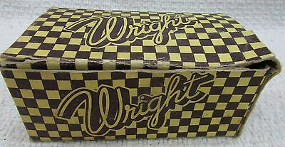 Cardboard Box Only For Old Wright Tubular Latch Screen Storm Door Knob FREE S/H