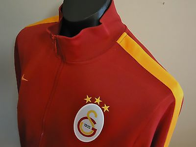 Galatasaray Authentic Nike N98 Jacket Red Xl Adults New