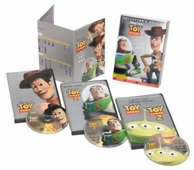 Toy Story: The Ultimate Toy Box / Collector's Edition [DVD] [2000... - DVD  WRVG