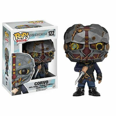 POP Dishonored 2 - Corvo Vinyl Figure