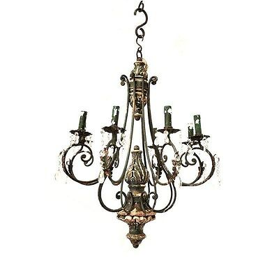 Silkroute CD5604 Tammy Chandelier