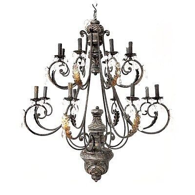 Silkroute CD7201 Malana Chandelier