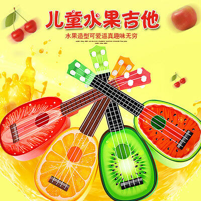 Children 4 String Guitar Musical Instruments Educational Toys Ukulele Baby Toys