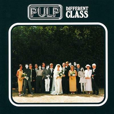 "Pulp - Different Class (NEW 12"" VINYL LP)"