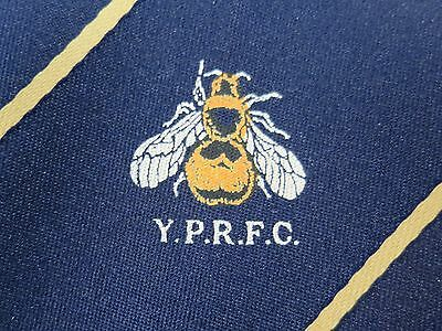 YPRFC (Young People's Rugby Football Club?) Tie UNWORN
