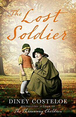 The Lost Soldier by Costeloe, Diney Book The Cheap Fast Free Post