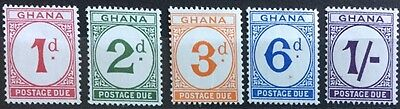 Ghana 1958 Postage Due SGD14/8 Unmounted Mint