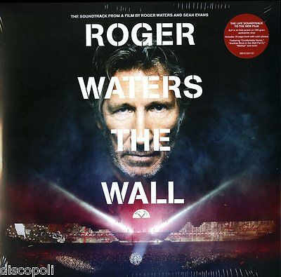 Roger Waters - The Wall - 3 LP VINYL  OST 2015 SIGILLATO SEALED
