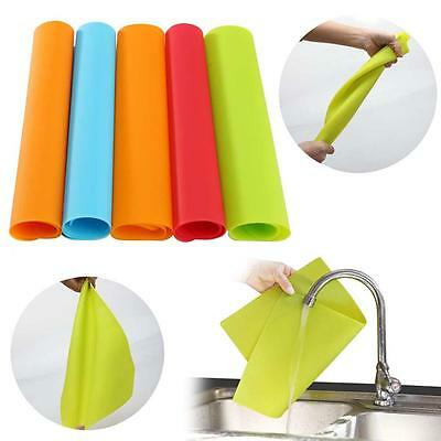 40 230℃ Spatule Silicone Pâtisserie Pain Biscuits Roulant Mat Table Feuilles YC