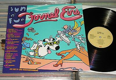 Formel Eins 1 - LP (mint-) Sun'N'Fun 1989 - Queen,Mysterious Art,Roxette,Sinitta