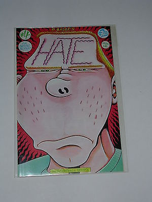 HATE #4 Underground Comix by FANTAGRAPHICS