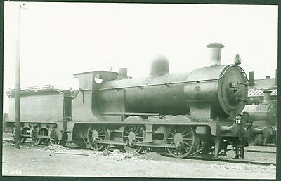 LMS (Ex Furness Railway) 3F Class No.12509. Real photographs Broadstairs photo
