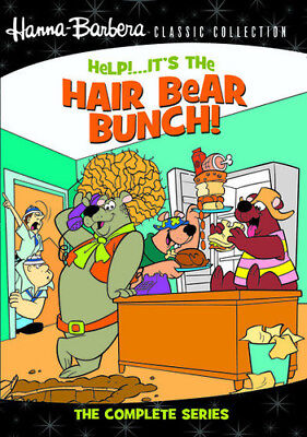 Help! It's The Hair Bear Bunch: The Complete Series [New DVD] Manufactured On