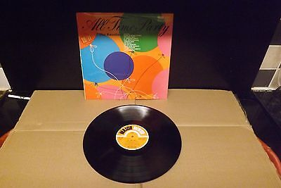 all time party the revellers lp excellent