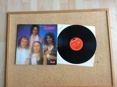 SLADE vinyl LP SLADEST with booklet