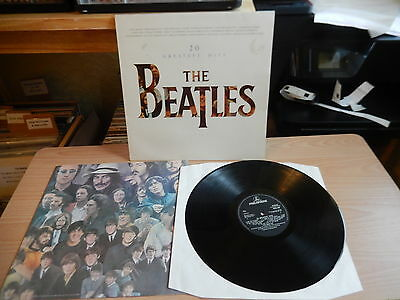 The Beatles - 20 Greatest Hits (1982 Parlophone) LP With Inner Sleeve