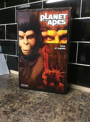 sideshow  planet of the apes zira figure