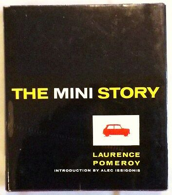 The Mini Story-Pomeroy-Vintage H/bk-D/jkt-1964-Interesting-Great Condition!!!