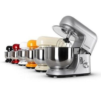 Robot De Kitchen Kneader Pastry Pastry 1200W 5 Litres Stainless Steel
