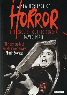 A New Heritage of Horror: The English Gothic Cinema (Paperback), . 9781845114824