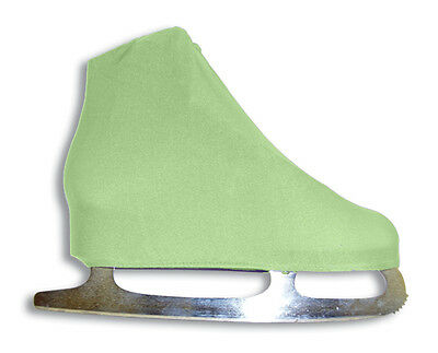 A&R Universal Figure Skate Cover Lycra Stretch Ice Skate Boot Cover Mint 4 SCMT