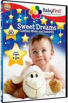 BabyFirst: Sweet Dreams: Calming Music and Imagery [New DVD]