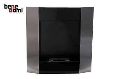 gelkamin wandkamin 72cm edelstahl bioethanol eur 35 00 picclick de. Black Bedroom Furniture Sets. Home Design Ideas