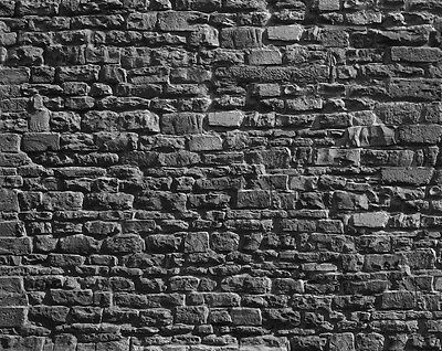 # 5 SHEETS EMBOSSED BUMPY BRICK stone wall 21x29cm SCALE 1/87 HO CODE td3!