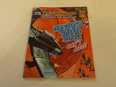 Commando War Comic Number 4405,2011 Issue,v Good For Age,05 Years Old,very Rare.